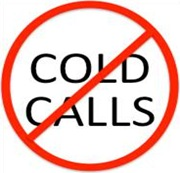 how to stop getting cold calls