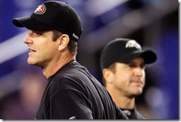 Brothers Harbaugh
